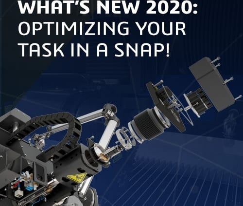SOLIDWORKS What's New 2020 Workshop
