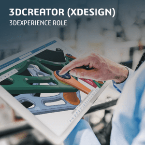 3DEXPERIENCE 3D Creator (xDesign)